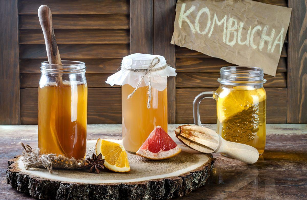 Aunque no lo creas: La kombucha puede contener tanto alcohol como una cerveza ligera