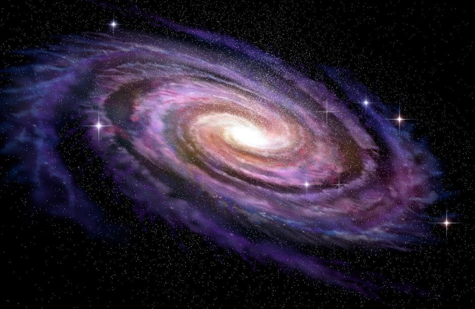 """Descubren una galaxia """"sorprendentemente"""" parecida a nuestra Vía Láctea"""