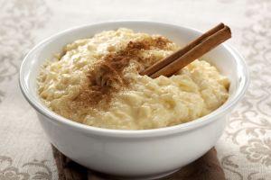 ¿Podemos bajar de peso comiendo arroz con leche?