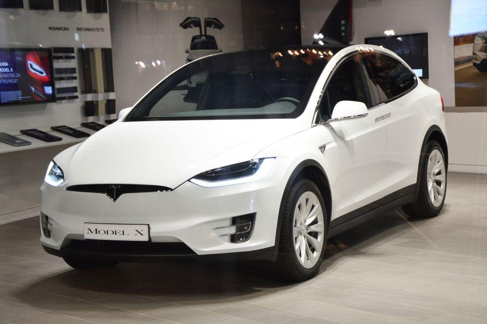 SUV 100% eléctrico