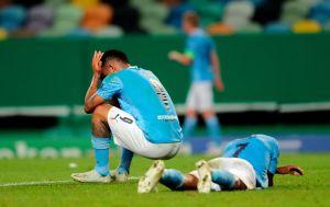 VIDEO: La falla de Raheem Sterling de la que no cualquier futbolista se repone