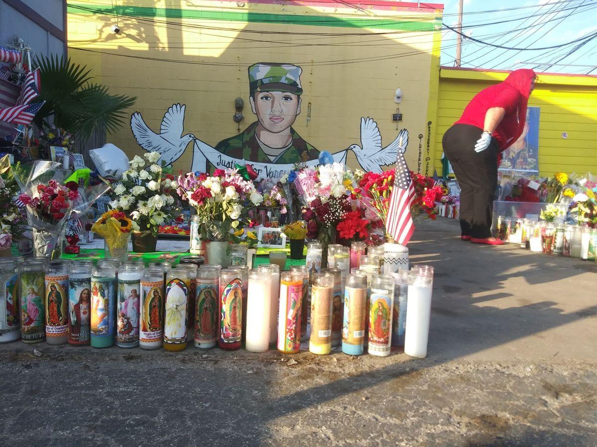 El funeral de Vanessa Guillén será el viernes en las instalaciones de la preparatoria Cesar Chávez en el sur de Houston