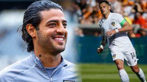 Sin piedad: Ricardo La Volpe tundió a Chicharito y Vela por irse a la MLS