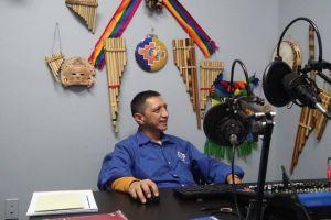 Un Quijote ecuatoriano llamado Walter Sinche
