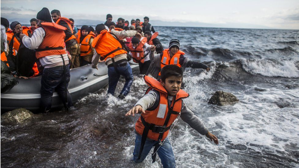 Crisis de migrantes en Europa: el año que cambió un continente