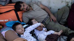 Un incendio destruye el mayor campamento de refugiados de Europa
