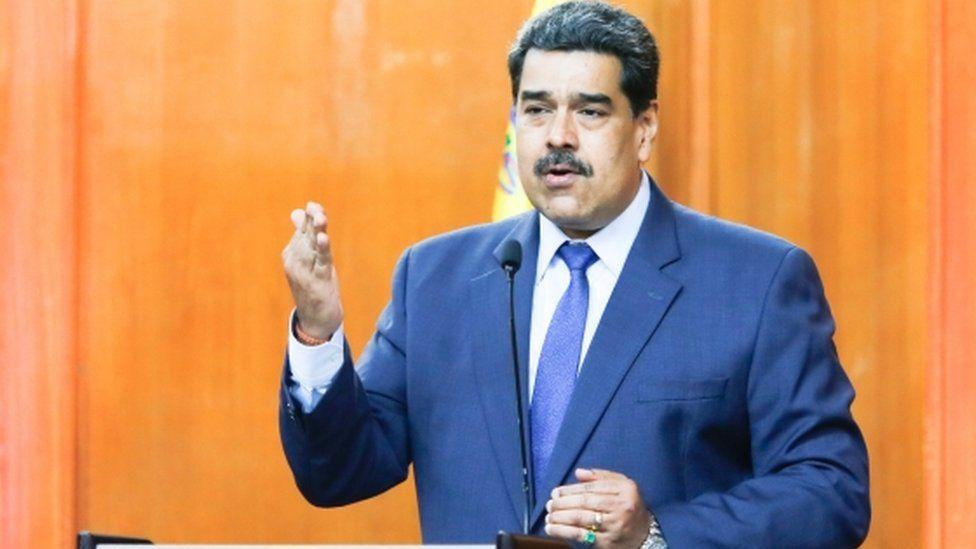 Maduro aseguró que el caso del supuesto espía está ahora en manos de la Fiscalía.