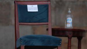 La silla vacía en Colombia: qué significa el símbolo (y qué dice sobre puja de Iván Duque y Claudia López)
