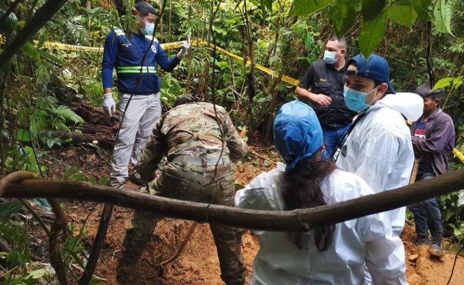 Qué se sabe de la fosa común descubierta en Panamá mientras se investigaba una secta religiosa