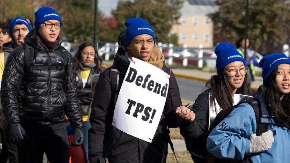 Hay inmigrantes beneficiados por el TPS que llevan 20 años viviendo en EE.UU.