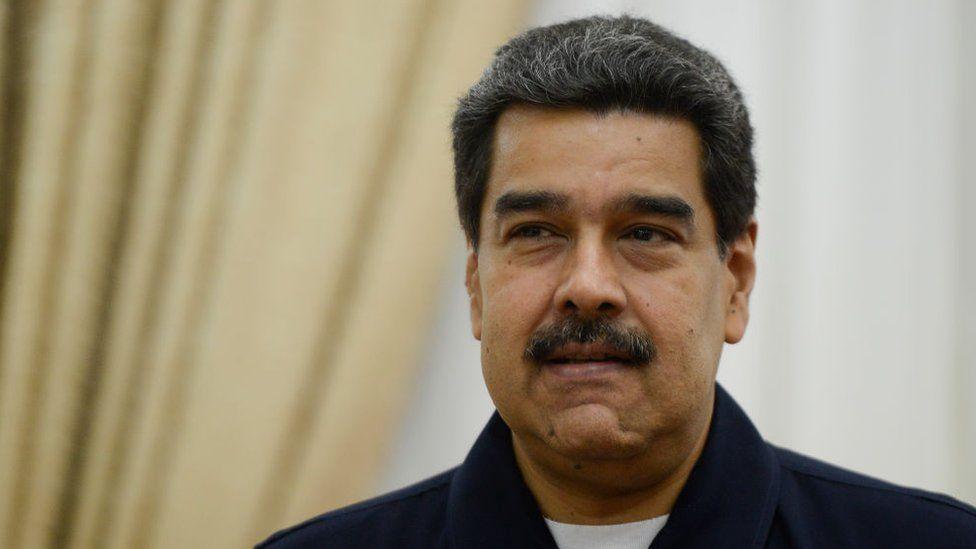 Maduro fue señalado como uno de los principales responsables de crímenes de lesa humanidad