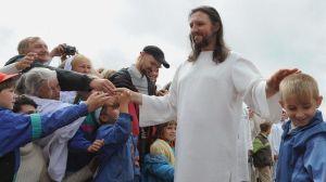 El arresto en Siberia de Vissarion, el líder de una secta religiosa que decía ser la reencarnación de Cristo