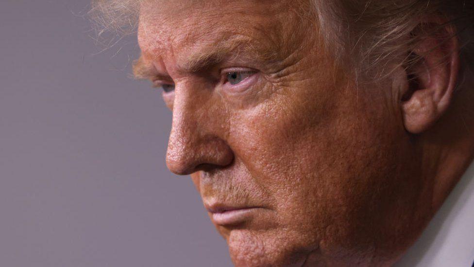La elección de Trump fue una reacción a la crisis que atraviesa el país.