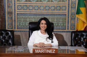 Nury Martínez, una latina que hace historia en la política