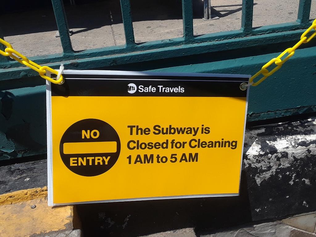 $200 millones a la semana está perdiendo el Metro de Nueva York: MTA clama por ayuda federal