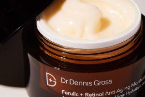 Retinol con ácido ferúlico: ¿Cómo funciona contra la flacidez y el envejecimiento de la piel?