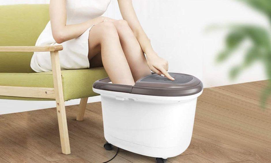 Los mejores diseños de tinas de hidromasaje para relajar tus pies luego de un día de trabajo