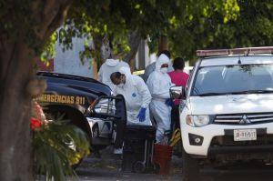 Hallan cementerio clandestino del CJNG en Guanajuato, habría casi 100 cuerpos