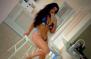Así de candente es Mariana Gonzalez Padilla, la joven nueva novia de Vicente Fernández Jr.