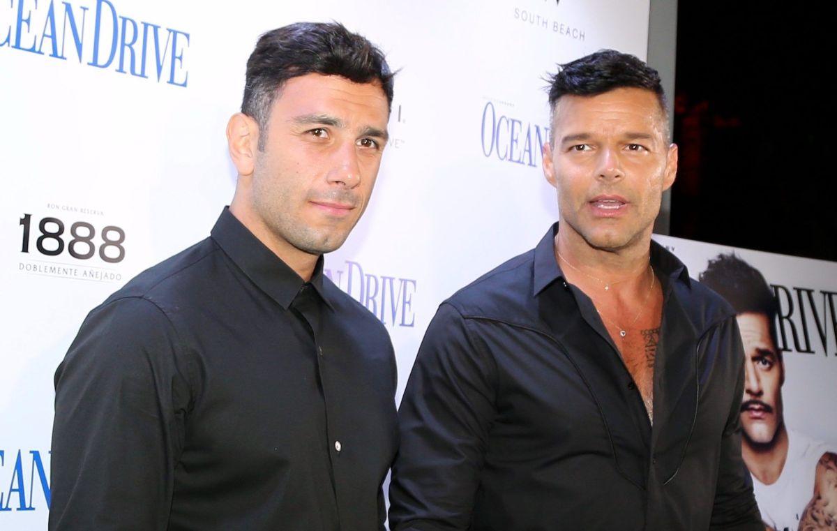 Ricky Martin: Enamoradísimo presume a su esposo Jwan Yosef