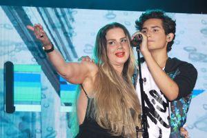 La transformación de Emilio Osorio, el hijo de Niurka Marcos, en fotos
