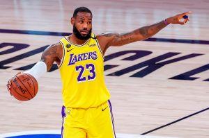 """""""2020 es el año más mierda"""": Así lo califica LeBron James tras las muertes de Kobe Bryant y Chadwick Boseman"""