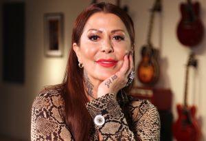 Alejandra Guzmán habría apuñalado a su novio 9 veces