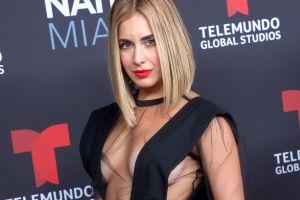 Carmen Aub quedó encantada con Dulce María y es que en el pasado ha tenido problemas con otras actrices