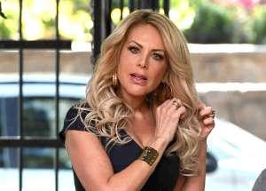 Lorena Herrera padece bronconeumonía a causa de la influenza