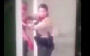VIDEO: alguaciles del Sheriff de Los Ángeles ensangrentados se ayudan tras recibir balazos en la cabeza