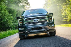 Nuevo anuncio: Ford F-150 2021 tiene 430 caballos de fuerza y puede remolcar 14,000 libras