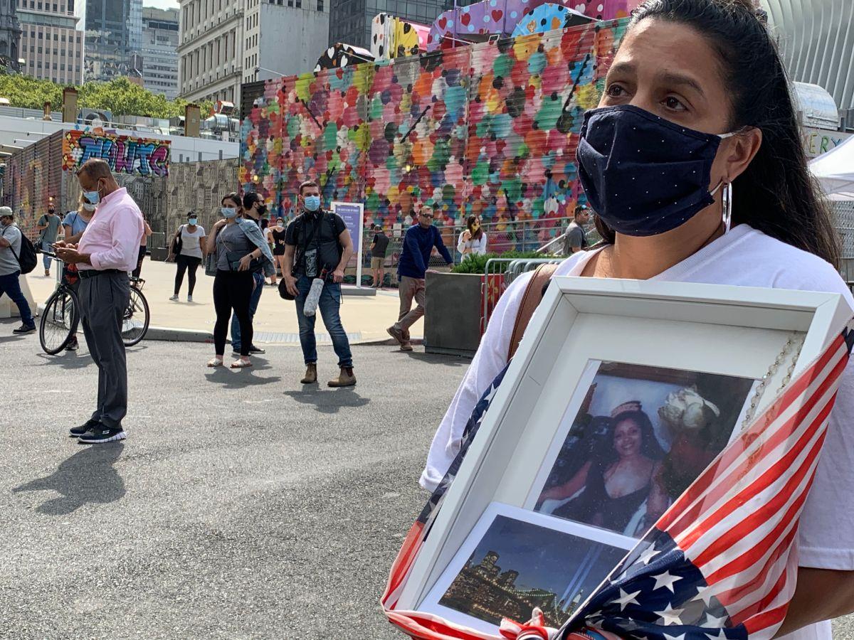 A 19 años del ataque del 9/11 rinden homenaje a las víctimas en ceremonia marcada por el COVID-19
