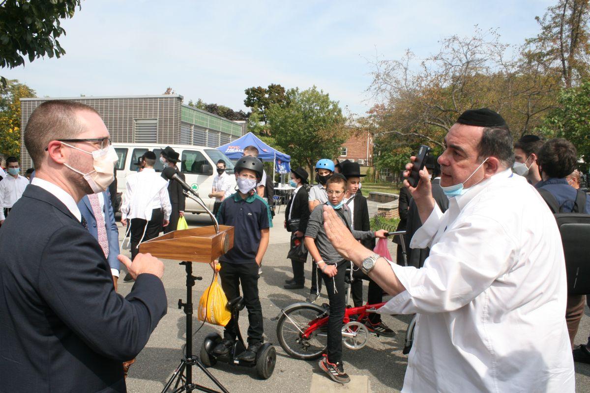Alarma por rebrote: 3 muertes COVID-19 en comunidad judía ortodoxa de Brooklyn en sólo cuatro días