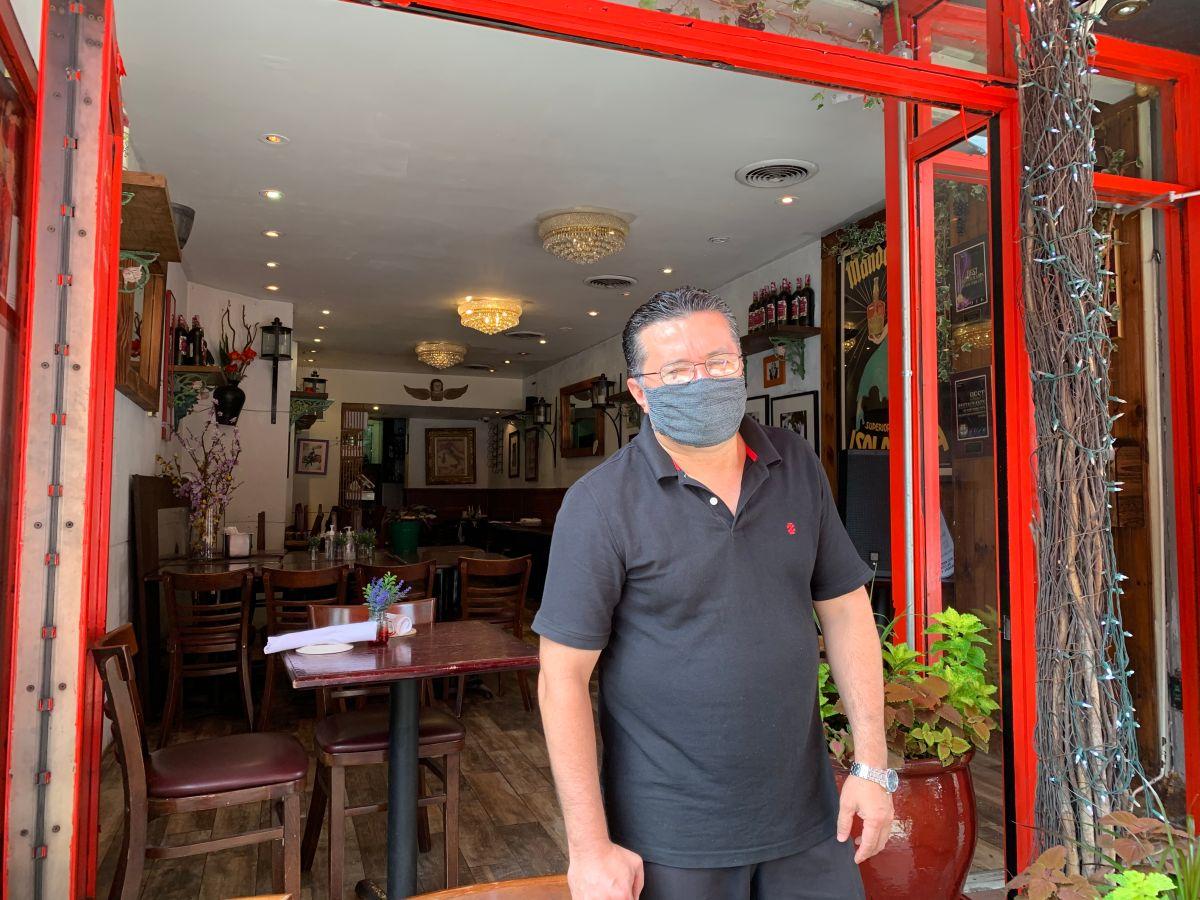 Exigen al Alcalde la apertura inmediata del servicio interior en restaurantes de la Gran Manzana