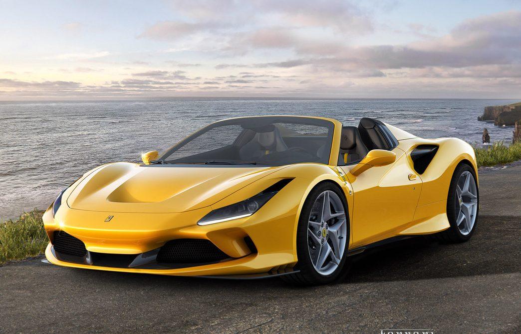 Ferrari lanza el Spider F8, nuevo modelo convertible que promete llevar la adrenalina al máximo