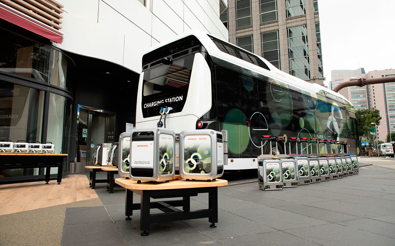 Fuel Cell Bus