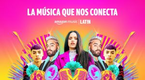 Amazon Music LAT!N: La nueva marca global de música Latina que lanza Amazon Music