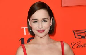 Emilia Clarke revela machismo en el set de 'Game Of Thrones'