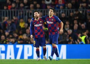 Solo con mi amigo: Messi habría pedido que se quede Luis Suárez para seguir en el Barcelona