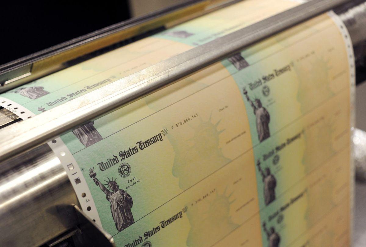 IRS establece el 10 de noviembre como día nacional para reclamar cheque de estímulo adeudado
