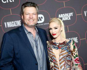 Así anunciaron Gwen Stefani y Blake Shelton su compromiso