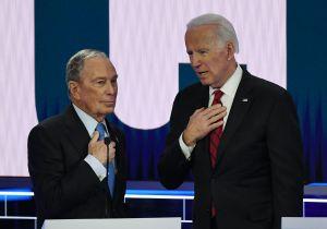 Bloomberg invierte millones en avisos a favor de Joe Biden en Florida