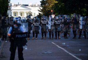 El sindicato de policías más grande de EE.UU. respalda a Trump como presidente
