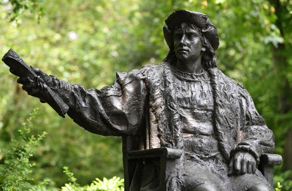 Colón le abrió el camino a los colonizadores.