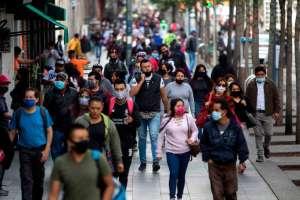 México rebasa los 700,000 contagios de coronavirus