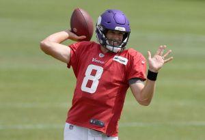 """""""Si me muero, me muero"""": Kirk Cousins de Minnesota Vikings no tiene miedo a morir de coronavirus"""