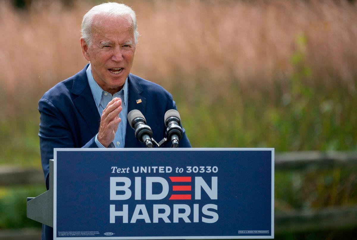 Latinos apoyan a Biden pero le falta hacer mucho más para garantizar su voto
