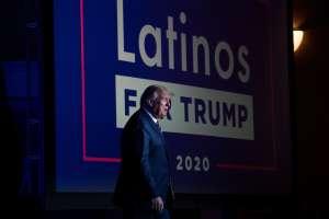 La promesa de empleo de Donald Trump para millones de latinos