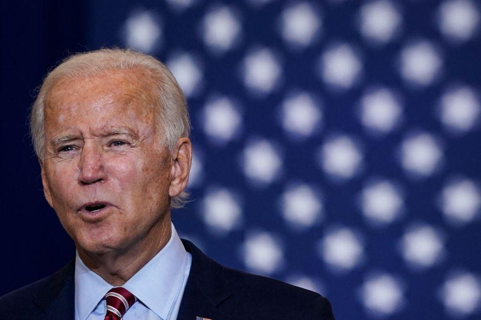 """Biden dice a Telemundo que le preocupa que Trump hable de """"insurrección"""" si pierde las elecciones"""