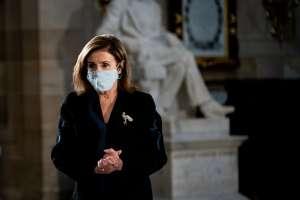 La único que salvaría un cheque de estímulo antes del 3 de noviembre, según Nancy Pelosi